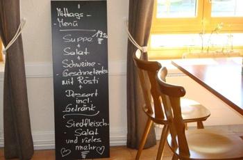 Hausspezialitäten - Restaurant Wirtschaft zum Strick - Ottikon Zürich